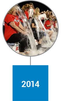 2014 ALS Ice Bucket Challenge